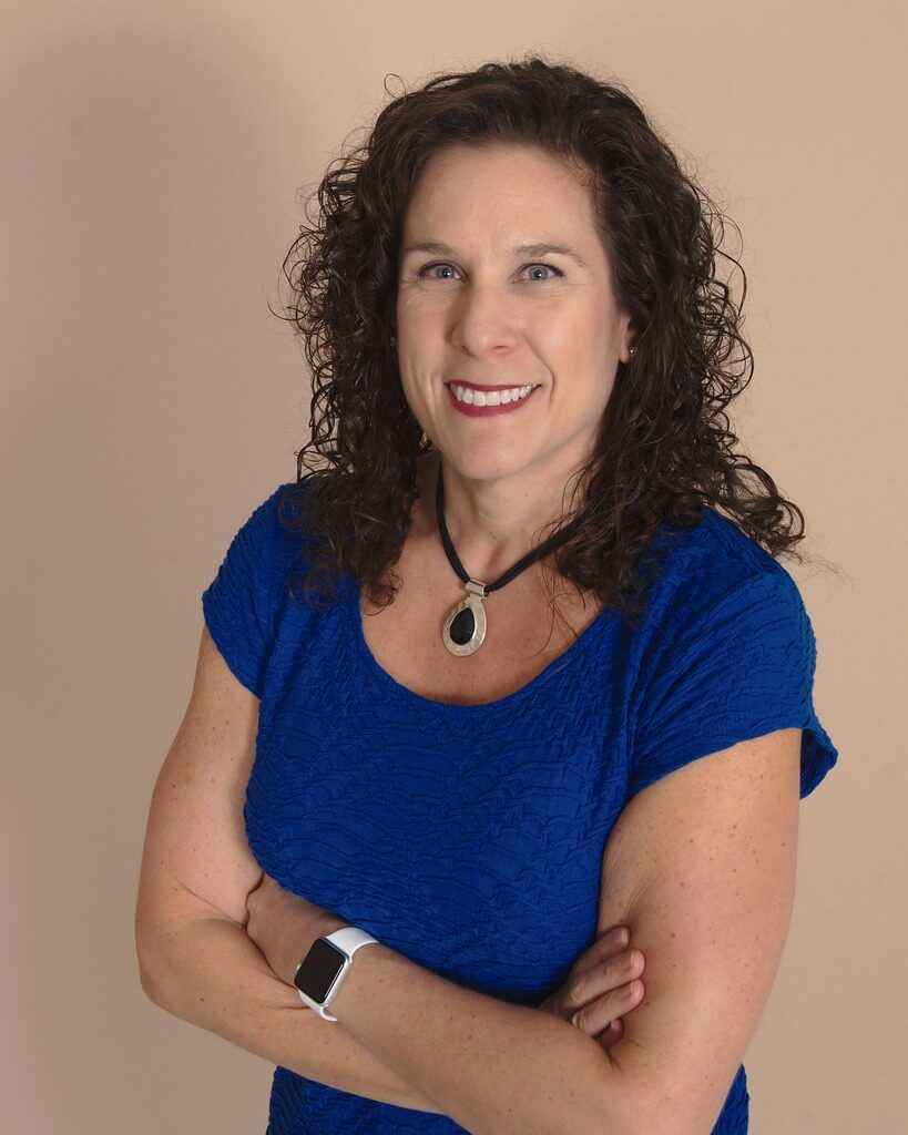 ICEEFT Certified EFT Therapist and Trainer, Debi Scimeca-Diaz