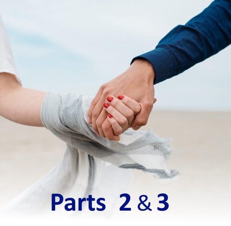 Overcoming Affairs Video EFT Training Part 2 & 3